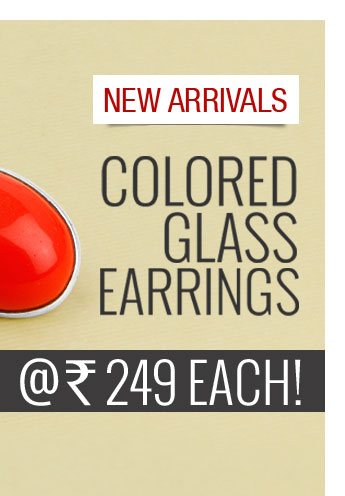 New Arrivals | Designer Dangle Earrings | with FREE Shipping!